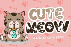 Cute Meow Product Image 1