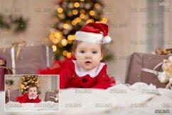 Christmas overlay & Sparkler overlay, Photoshop overlay Product Image 6