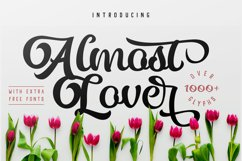 Almost Lover Script Product Image 1