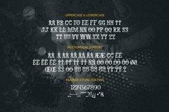 Web Font Sullen Owl Font Product Image 5