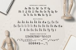 Newolfe Display Font Product Image 4
