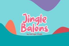 Jingle Balons Product Image 1