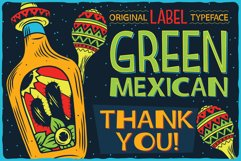 Green Mexican Product Image 6