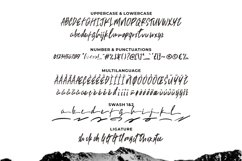 Trackers Handwritten Font Product Image 6