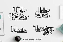 Hardolyn - A Unique Script Font Product Image 3