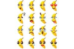 Banana emoticons Product Image 2