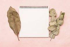 Sketchbook notepad mockup Product Image 1