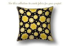 Sun and stars 12 seamless patterns Product Image 6