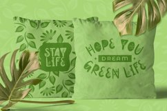 Greenplace Font Product Image 3