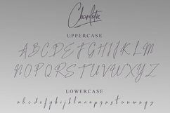 Charlotie Font Product Image 17