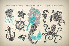 Marine fairytale typeface Product Image 3