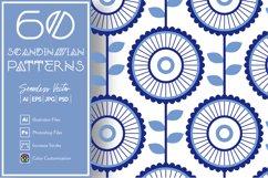 60 Scandinavian Patterns Product Image 1