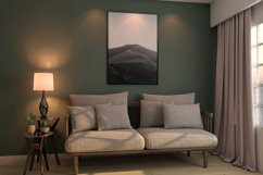 Living Room Scenes MockUp Product Image 2
