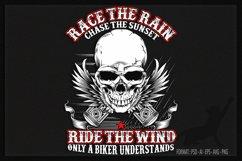 Biker Rain and Wind Product Image 1