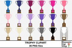 Trophy Clipart Product Image 3