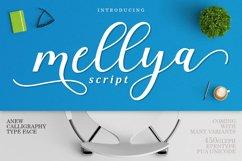 Mellya Script Product Image 1
