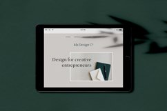Ida - iPad Mockup Scene Creator Product Image 2