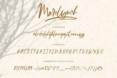 Marelynch Script Product Image 8