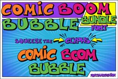 Comic Boom_Bundle Product Image 3