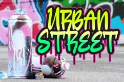 Restown - Urban Style Font Product Image 4