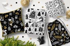 12 Christmas Seamless Patterns Product Image 6