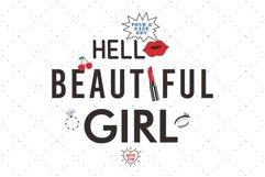 hello beautiful girl Product Image 1