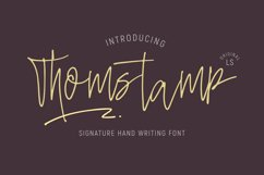 Thomstamp Product Image 1