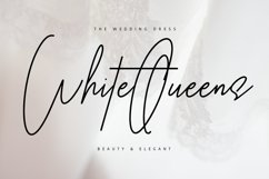 Ollister Signature Font Product Image 4