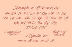 Baverley Astone - Signature Script Product Image 3