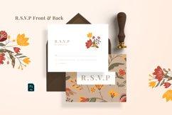 Leaf & Floral Wedding Suite Product Image 4