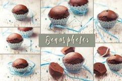 Kexman font + Cupcake photos Product Image 6