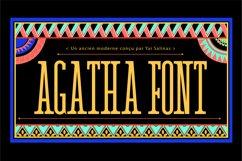 Agatha Product Image 1