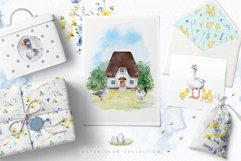 Charming Rustic Watercolors Product Image 2
