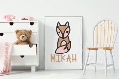 The Whole Zoo - Marker Font & Animal Dingbat Duo Product Image 4