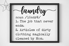Laundry Definition SVG - Funny Laundry Definition - Decor Product Image 2