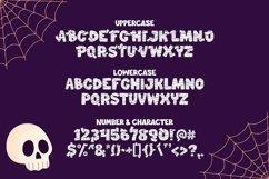 Mummified - Horror Font Product Image 5