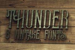 Thunder Typeface Product Image 5