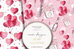 Be My Valentine Patterns Product Image 2