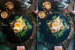 Vibrant Food Photography Mobile & Desktop Lightroom Presets Product Image 5