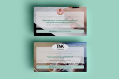 PPT Template | Company Presentation - Green and Marble Product Image 10