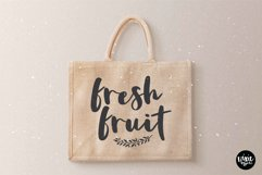 HONEY BEE a Bold Brushed Font Product Image 6