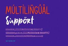Quiet Backyard Font Duo Product Image 5