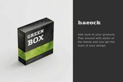 Haeock Extra Bold Product Image 4