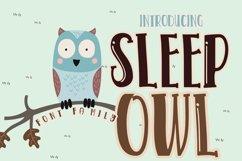 SLEEP OWL Product Image 1