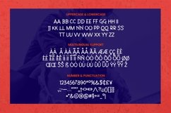 Web Font Neutral Curse Font Product Image 2