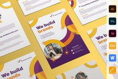 Branding Consultant Flyer Product Image 1