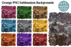 Grunge Backgrounds for Sublimation Product Image 1