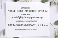 Lovey dovey Font Duo Plus Extras Product Image 5