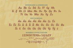 Rinhoos Font Product Image 2
