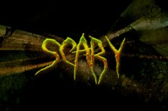8 Spooky Text Effects on Fully Editable PSD Templates Product Image 5